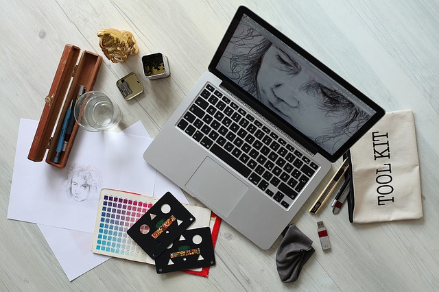 tools for graphic design